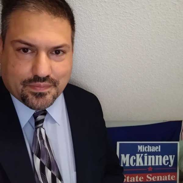 Michael McKinney – Maine Senate 33rd District