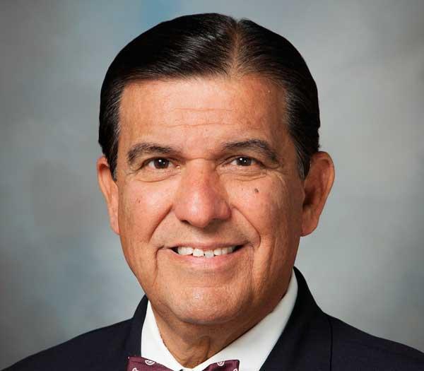 Democrat Eddie Lucio of Texas