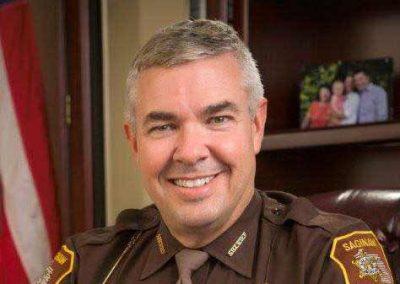 William L. Federspiel – Saginaw County Sheriff
