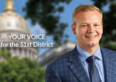 John Williams – West Virginia House of Delegates, District 51