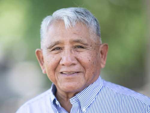 Anthony Allisonm - New Mexico Democrat